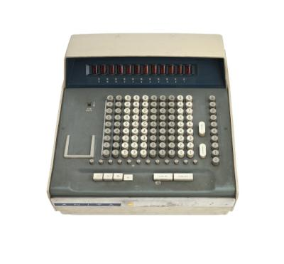ANITA Mark 8 calculator by Bell Punch Co, UK c.1964