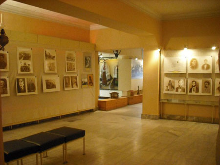 Temporary exhibition at Gorna Oryakhovitsa museum
