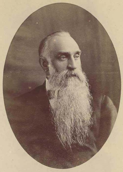 Thomas Croxen Archer, Director of the Industrial Museum of Scotland, 1860-1864.