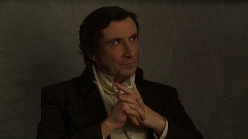 Sean O'Callaghan as Admiral Cochrane