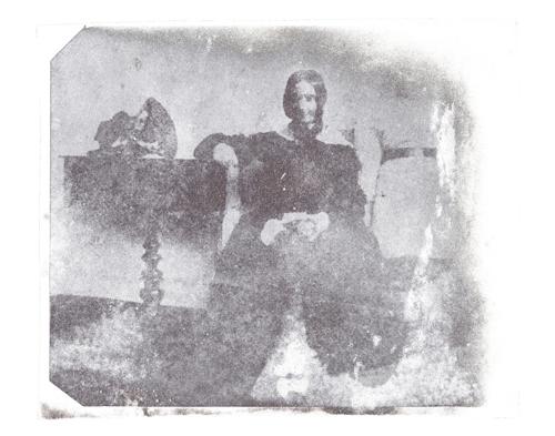 The same image (reverse positive) after digital conservation
