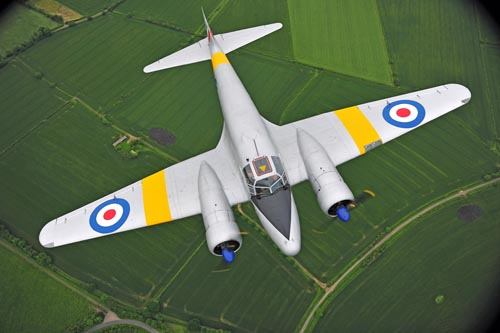 Avro Anson G-VROE will be part of the air display at National Museum of Flight, East Fortune on Saturday 28 July