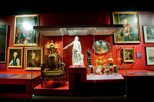 Catherine the Great exhibition