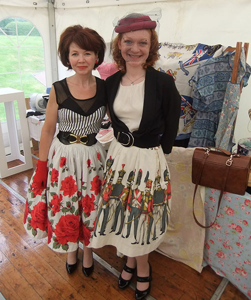 Fabulous outfits for Fabulous Fifties Day