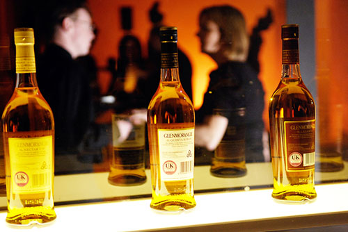 Glenmorangie are one of the Museum's corporate sponsors