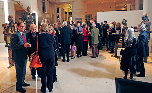 An event for Patrons held at National Museum of Scotland