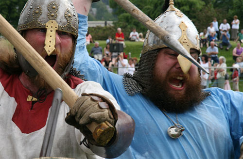 The Glasgow Vikings