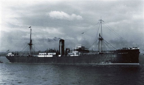 SS Dover Hill