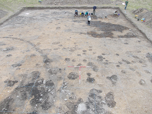 A nasty case of measles – there's archaeology everywhere!