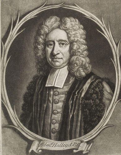 Sir Edmond Halley